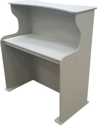 Reception Salon Desk Shop Exhibition Stand Counter Hairdresser Nail Bar MGD-C
