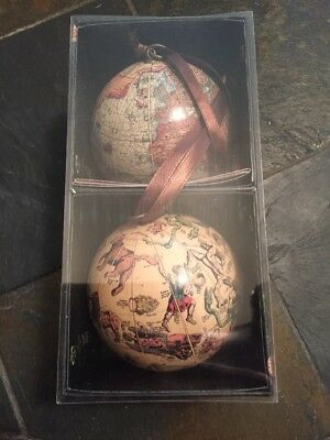 Authentic Models-The Earth & The Heavens Globe Set Brand New!