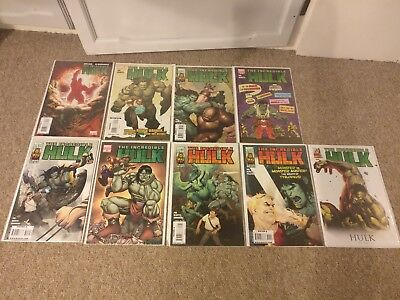 Hulk and She hulk bundle (27 marvel comics) some variants