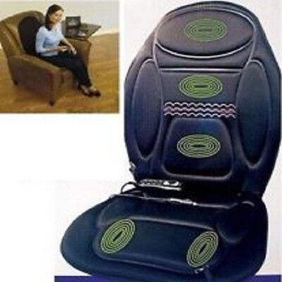 Thigh And Back Massage Chair-Lumbar heat-5 massaging motors• Remote control etc