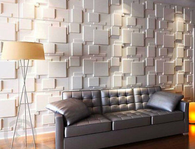 Hi-Tech - Quality Plastic Press Mold making of 3d Panels Decor Wall from Gypsum