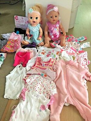 Baby Born and Baby Alive Set