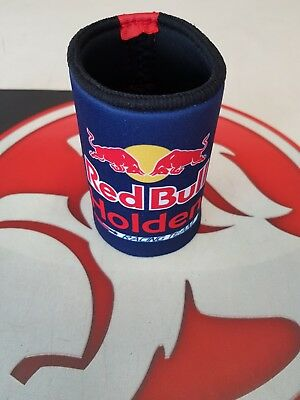 Red Bull Holden Racing Team Stubby Holder  - Red Bull Holden HRT HSV Supercars