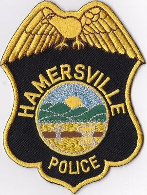 Hamersville OH OHIO Police Patch NEW!!