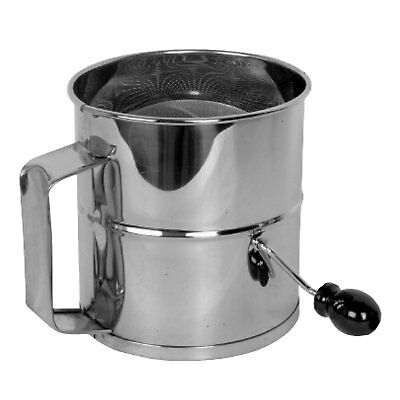 Thunder Group - SLFS008  Heavy Duty Commercial-grade 8 Cup Flour Sifter