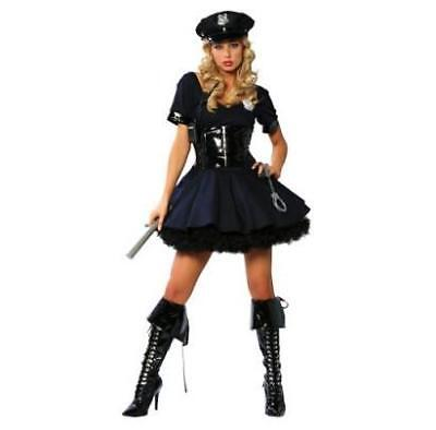 NEW Corseted Female Cop Uniforms