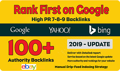 100 Manual Dofollow Backlinks With High PR +EDU , SEO , Fast Indexation