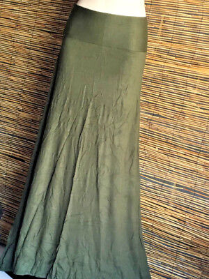 SPECIAL! Lot of 3 very good quality A-line maxi skirts.Not the flimsy quality.