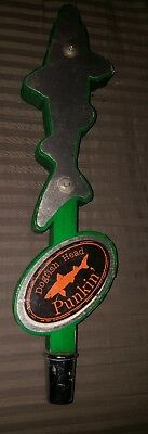 """Dogfish Head Brewery Punkin' 12.5"""" Beer Tap Handle Bar Man Cave Pub"""