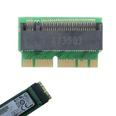 For 2013 2014 2015 Mac Air Pro M Key M.2 PCI-e To 12+16Pin AHCI SSD Adapter Card