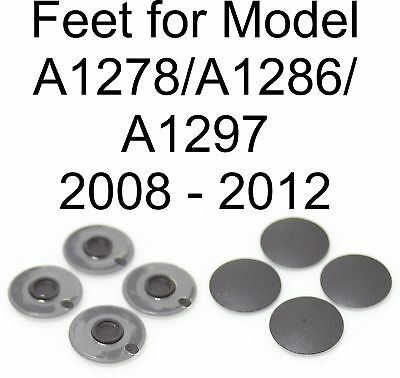 Bottom Rubber Feet Foot Gummifuss Fuss MacBook Pro A1278 A1286 A1297  1 Stück