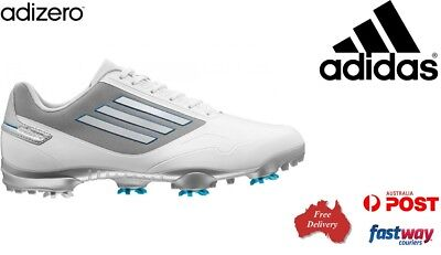 Adidas Adizero One Mens Golf Shoes Us 10 Meduim White