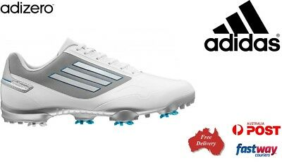 Adidas Adizero One Mens Golf Shoes Us 10 1/2 Meduim White