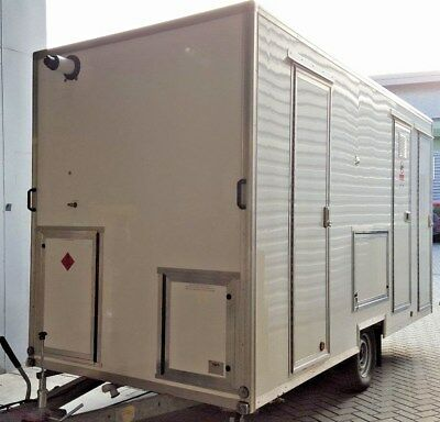 Mobile Shower & Welfare Facility (Festivals, Decontamination, Fire & Flood)