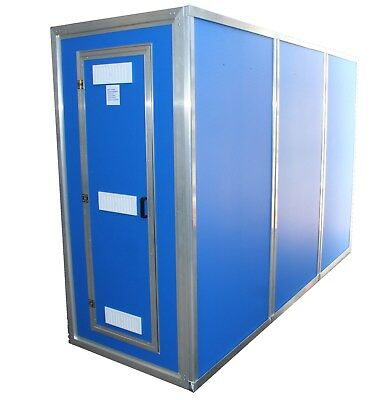 Mobile Flatpack Shower Facility (Festivals, Decontamination, Fire & Flood)