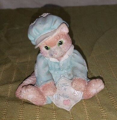 "1993 CALICO KITTENS 3"" Cat or Kitten Figurine"