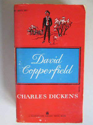 Acceptable - DAVID COPPERFIELD - Dickens. Charles 1964-01-01 6th Printing 1966.