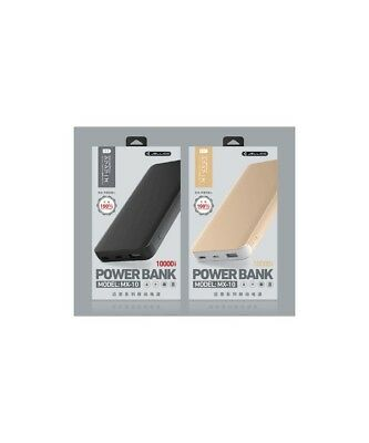 POWER BANK 10000 mAh Bateria Externa Portatil Cargador Apple iPhone Samsung SONY