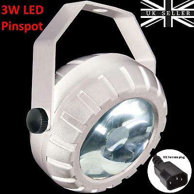 LED Pinspot Light White Beam Spotlight (white)