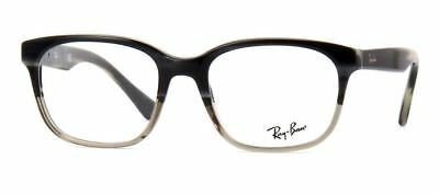 f5de0139b5a AUTHENTIC RAY BAN Eyeglasses RB2180VF 5572 51MM Blue Frames RX-ABLE ...