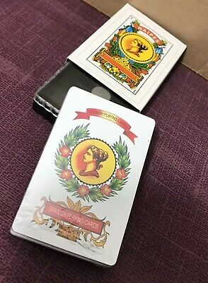 1 Puerto Rico Spanish Playing Cards Baraja Espanola Briscas Naipes Deck New