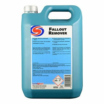 Autosmart Fallout Remover 5L Valeting Detailing *Free Next Day P&P*