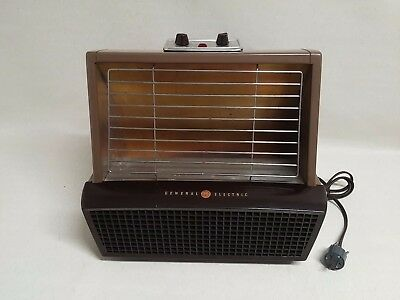 Vintage General Electric GE Fan Heater- Cat.No. F43H2