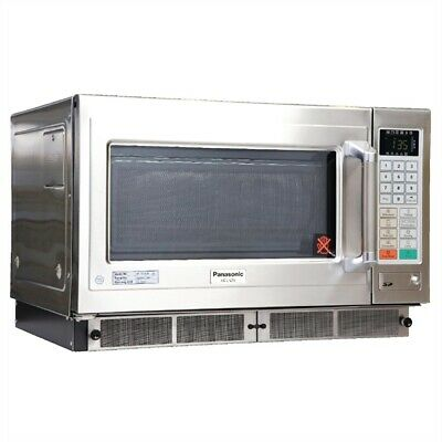 Panasonic NE-C1275 Speed Oven -Convection,Grilling & Microwave Combo