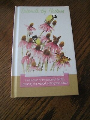 "Marjolein Bastin ""friends By Nature"" Hardback Book - New"