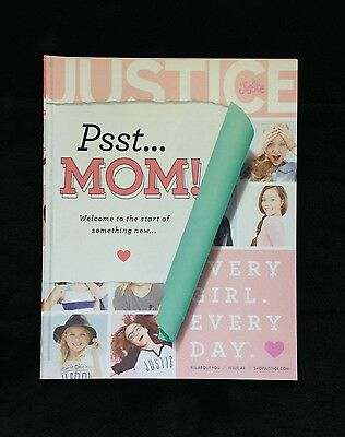 Justice Clothes Catalog Psst...MOM! ALL ABOUT YOU Issue #8 - July 2015