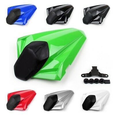 New ABS Motorcycle Rear Seat Cover Cowl for Kawasaki Ninja 300/EX300 2013-2017