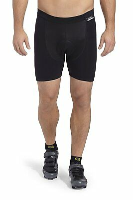 GONSO Herren Rad-U-Pants Franco Black # 12450