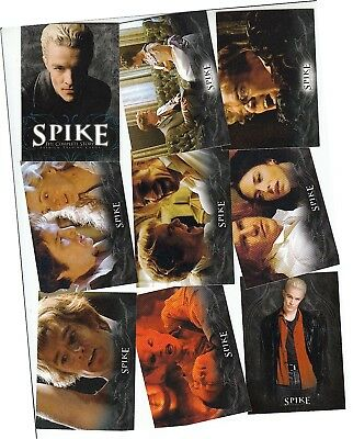 Spike The Complete Story Promo Card P-UKP