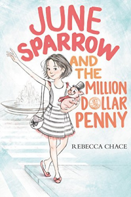Chace Rebecca/ Schwartz Kac...-June Sparrow And The Milli (US IMPORT)  HBOOK NEW