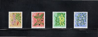 Switzerland Pro Juventute 1974 Children's Funds, Fruits of the Forest SG J245/8