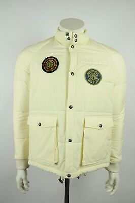 Belstaff Goodwood egg shell jacket S made in Italy