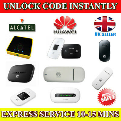 Unlocking Code for Osprey 2 mini 3 Y853 4GEE Y854 Y854VB Y853VB EE40VB EE60VB