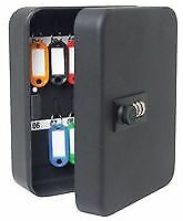 Sterling Security Products Kc36c Key Cabinet 36 Hook Combi