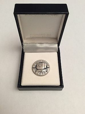 Pin's Windows 1000 Informatique Computer General Electric Sun Sterling Silver