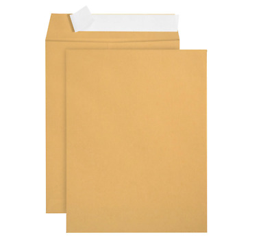 C5/A5 C4/A4 Plain Manilla Brown Strong Self Seal Quality Envelopes SS 90 gsm UK