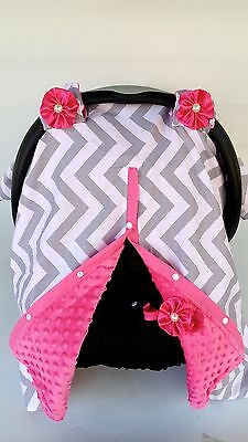 baby car seat canopy baby infant car seat canopy cover blanket fit all seat NEW