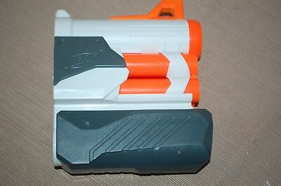 Nerf Modulus Tri-Strike Blaster Extension 4-Mega Dart Under Barrel