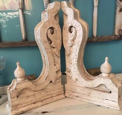 SOLD OUT Beautiful Set Of Victorian Corbels FREE SHIPPING