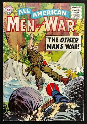 All-American Men Of War #64 1958 Vg-- Looks Better Pre Sgt.rock Easy Comp. Story