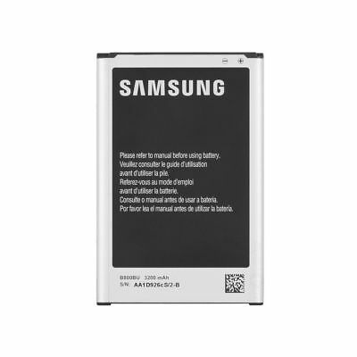 New OEM 3200mAh Samsung Galaxy Note 3 Replacement Battery B800BU for N9005 N9000