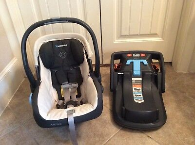UPPAbaby MESA Infant Car Seat - Lindsey (Wheat) - Includes Base. ship or pick up