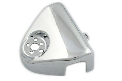 Handlebar Riser Top Chrome Cover,for Harley Davidson motorcycles,by V-Twin