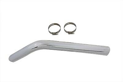 Exhaust Crossover Heat Shield Chrome,for Harley Davidson motorcycles,by V-Twin