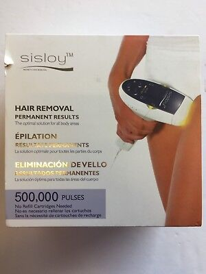 Hair Removal 500,000 Pulses by Sisloy