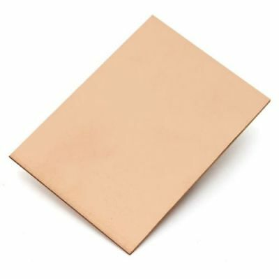 1/2pcs Single Sided Copper Clad Laminate DIY Cicuit Board PCB 10x15 cm USA Ship
